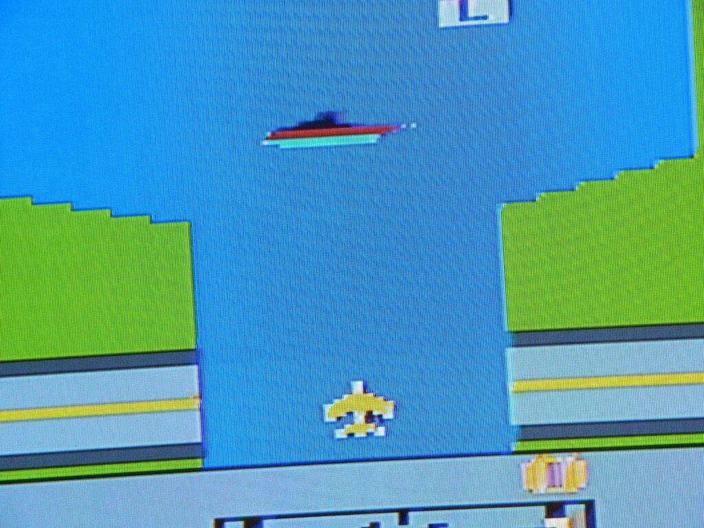 A noite de jogatinas no Atari