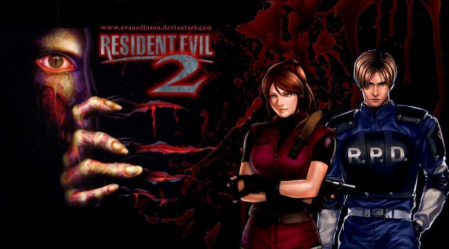 Meu pai e seu vicio em Resident Evil