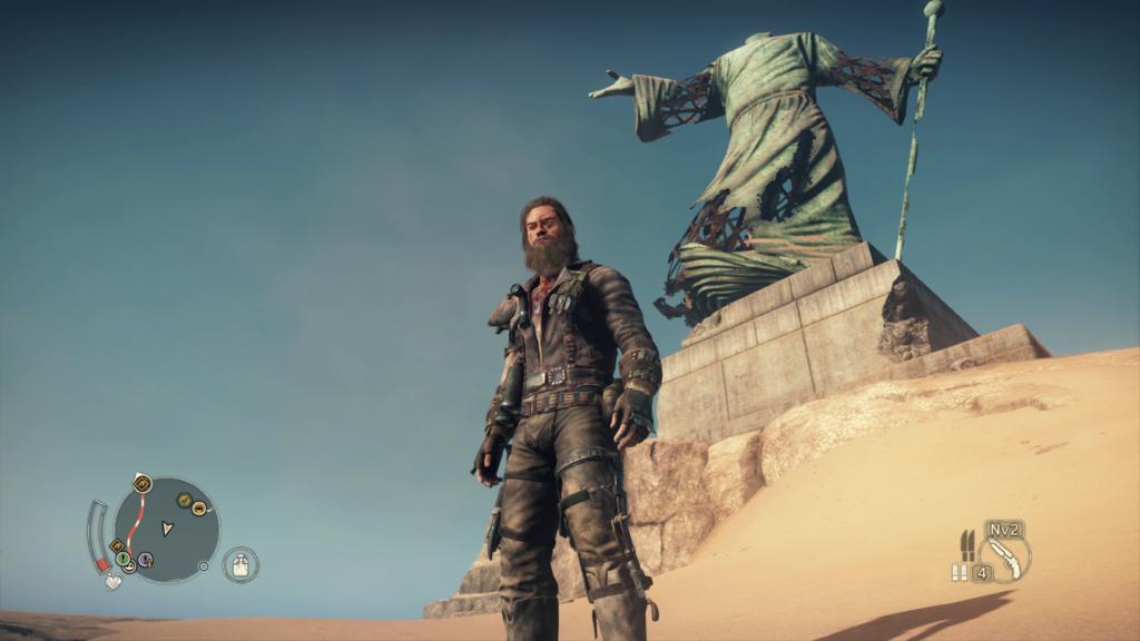 Mad Max | Areia, gasolina e pouca diversão