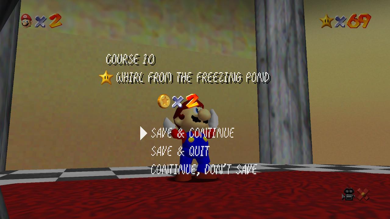 Super Mario 64 | O port em 60 FPS feito por fãs