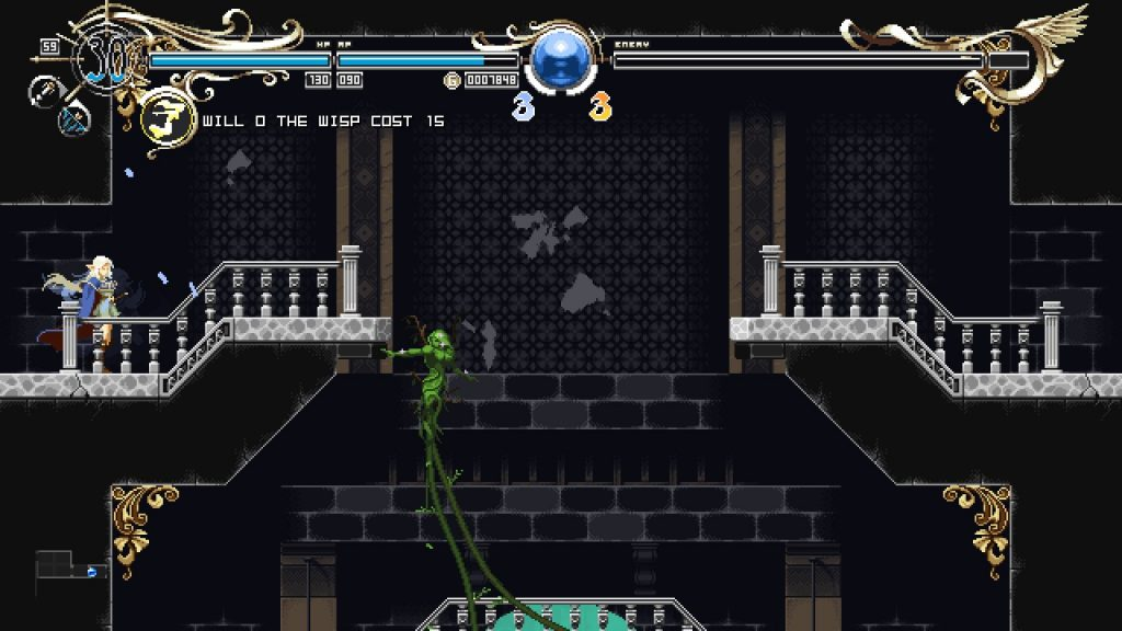 Deedlit in Wonder Labyrinth