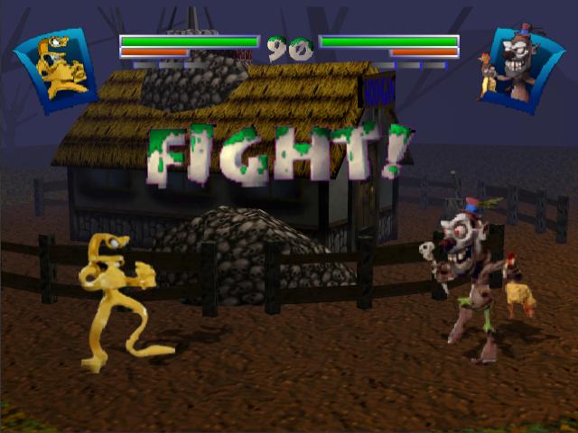 5 Games de luta ruins que eu gosto
