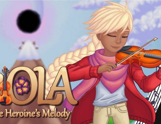 Viola The Heroine's Melody